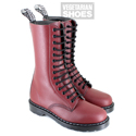 Airseal 14 Eye Boot (Cherry)