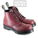 6 Eye Boot (Cherry)