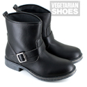 Biker Boot Low (Black)