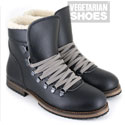 Caribou Boot Black