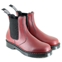 Airseal Chelsea Boot Cherry
