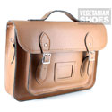 Cycle Satchel Camel