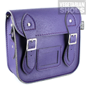 Mini Satchel Purple