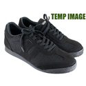Panther 2 Hemp Sneaker (Black)