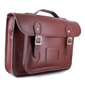 Cycle Satchel (Cherry)