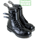 Airseal Twin Buckle Boot (Black)