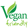 All of our products are Vegan Friendly