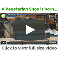 A Vegetarian Shoe is Born